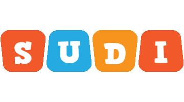 Sudi comics logo