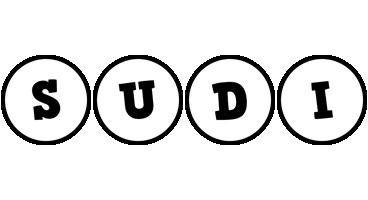 Sudi handy logo
