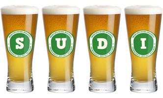 Sudi lager logo