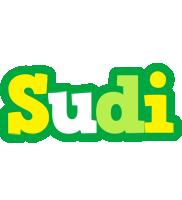 Sudi soccer logo