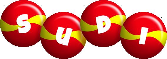 Sudi spain logo