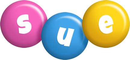 Sue candy logo