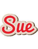 Sue chocolate logo