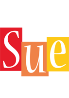 Sue colors logo