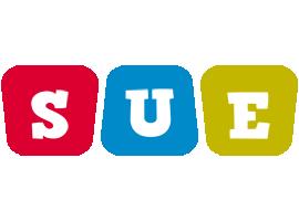Sue daycare logo