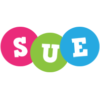 Sue friends logo