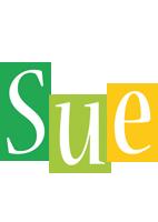 Sue lemonade logo