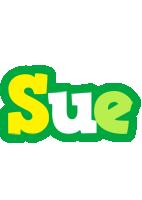 Sue soccer logo