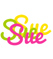 Sue sweets logo
