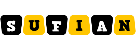 Sufian boots logo