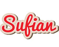 Sufian chocolate logo