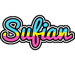Sufian circus logo