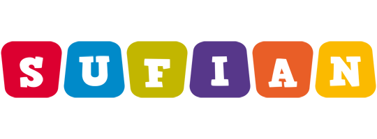 Sufian daycare logo