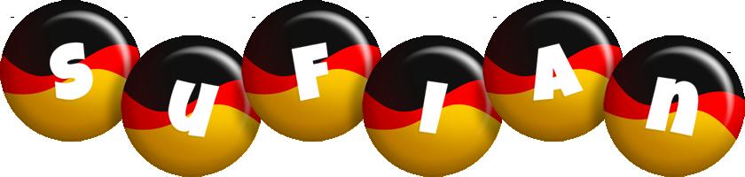 Sufian german logo