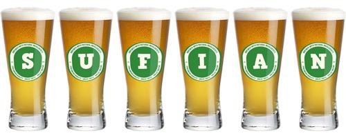 Sufian lager logo