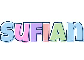 Sufian pastel logo
