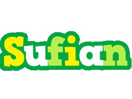 Sufian soccer logo
