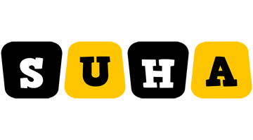 Suha boots logo