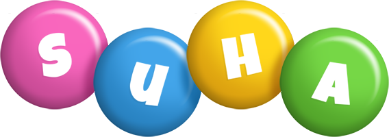 Suha candy logo