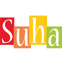 Suha colors logo