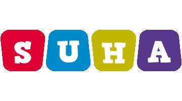 Suha daycare logo