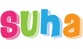 Suha friday logo