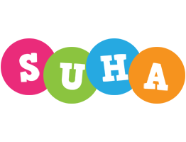 Suha friends logo