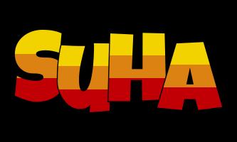 Suha jungle logo