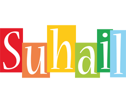 Suhail colors logo