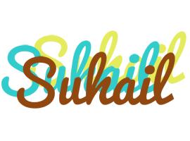 Suhail cupcake logo