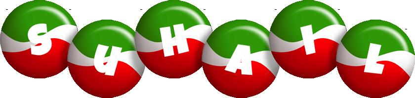 Suhail italy logo