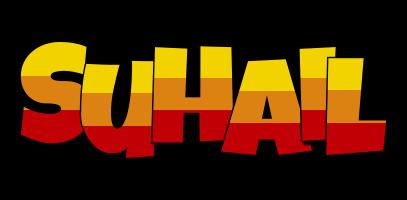 Suhail jungle logo