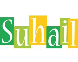 Suhail lemonade logo
