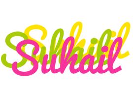Suhail sweets logo