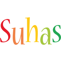 Suhas birthday logo