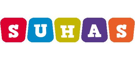 Suhas daycare logo