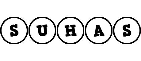 Suhas handy logo