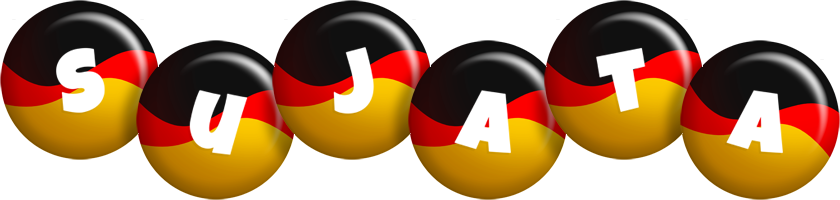 Sujata german logo