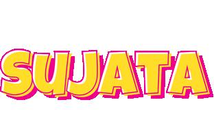 Sujata kaboom logo