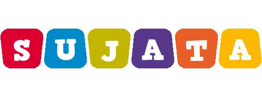 Sujata kiddo logo