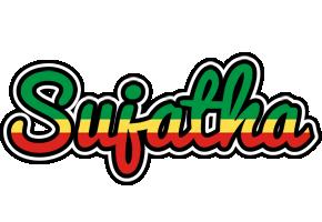 Sujatha african logo