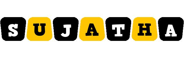 Sujatha boots logo