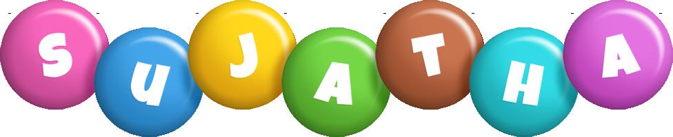 Sujatha candy logo