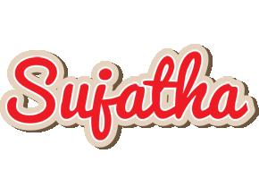 Sujatha chocolate logo