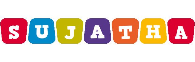 Sujatha daycare logo