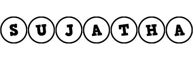 Sujatha handy logo