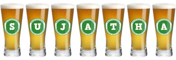 Sujatha lager logo