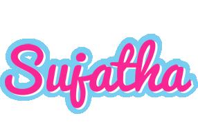 Sujatha popstar logo
