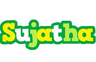 Sujatha soccer logo
