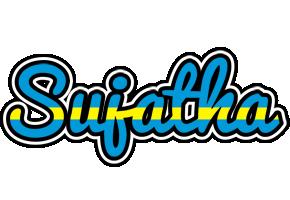 Sujatha sweden logo